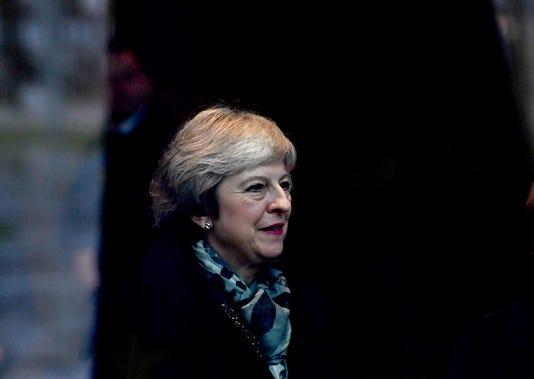 Epa Germany Britain Diplomacy Brexit Pol Diplomacy Deu