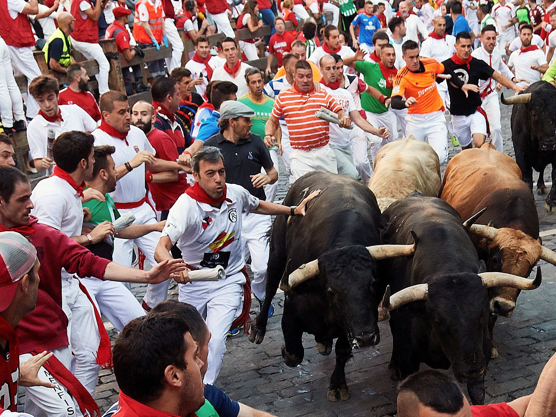 Google has released the top 10 destinations searched most by U.S. travelers in 2018. Spain came in at No. 10 and if the would-be visitors were thinking about running with the bulls in Pamplona, we hope their next search was travel insurance. Click forward to see which other locales made the short list.