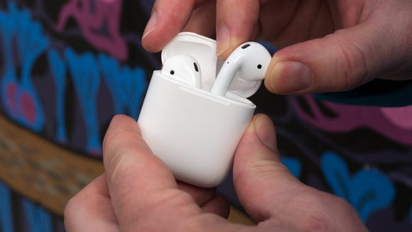 Anyone with an iPhone would be thrilled to unwrap a new pair of Airpods.