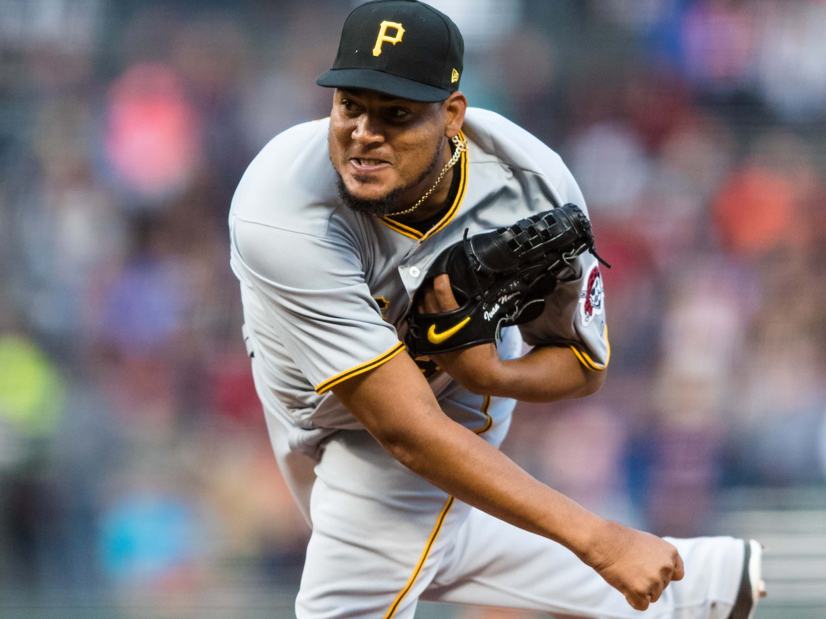 Dec. 11: The Pirates traded RHP Ivan Nova to the White Sox for minor league RHP Yordi Rosario and future considerations.