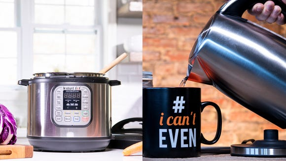 There's great deals on kitchen gadgets that make for amazing gifts.