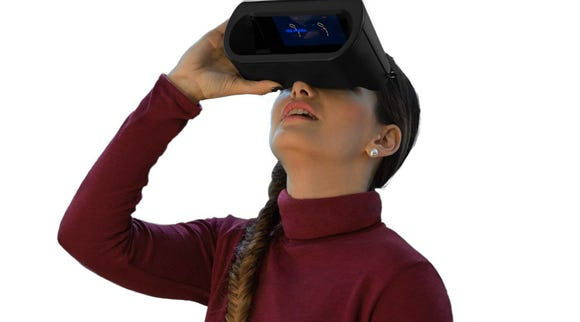 Omegon Universe2go Planetarium, Augmented Reality (AR) Astronomy Gadget with a Smartphone App