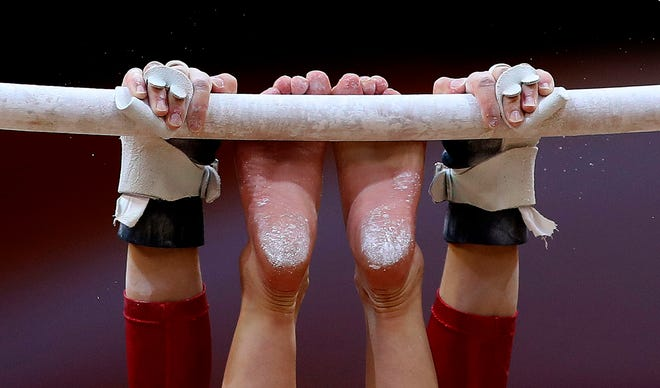 A 2017 report found that member clubs rarely checked USA Gymnastics' banned list when hiring.