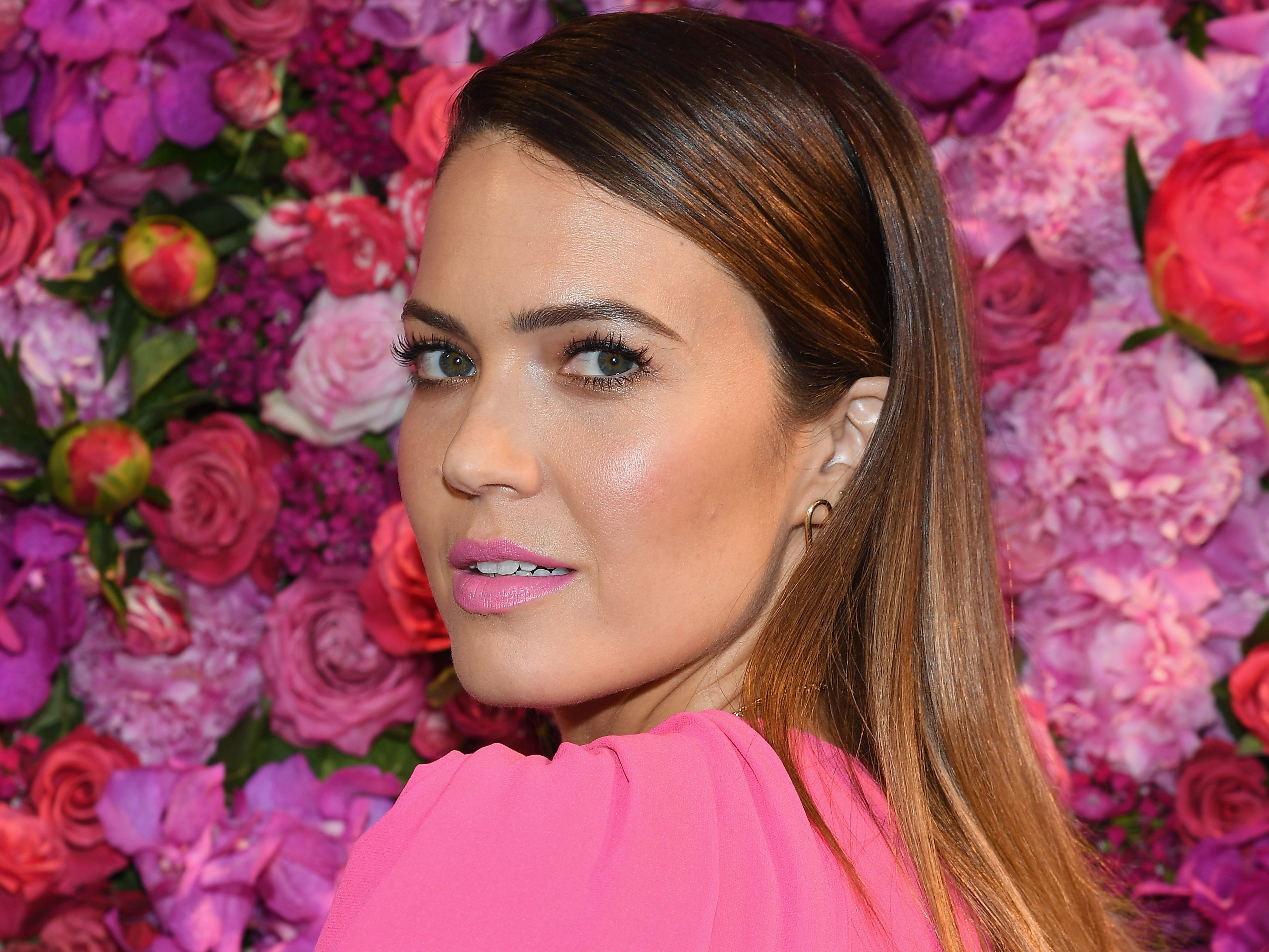 July 2: Mandy Moore attends the Schiaparelli Haute Couture Fall Winter 2018/2019 show during Paris Fashion Week.