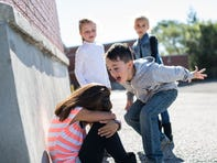 Is your child the bully or the bullied?