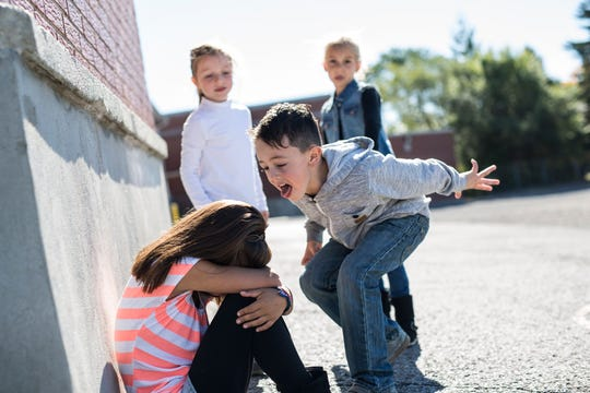 Helping your kids deal with meanness means giving them tools to address the problem themselves.