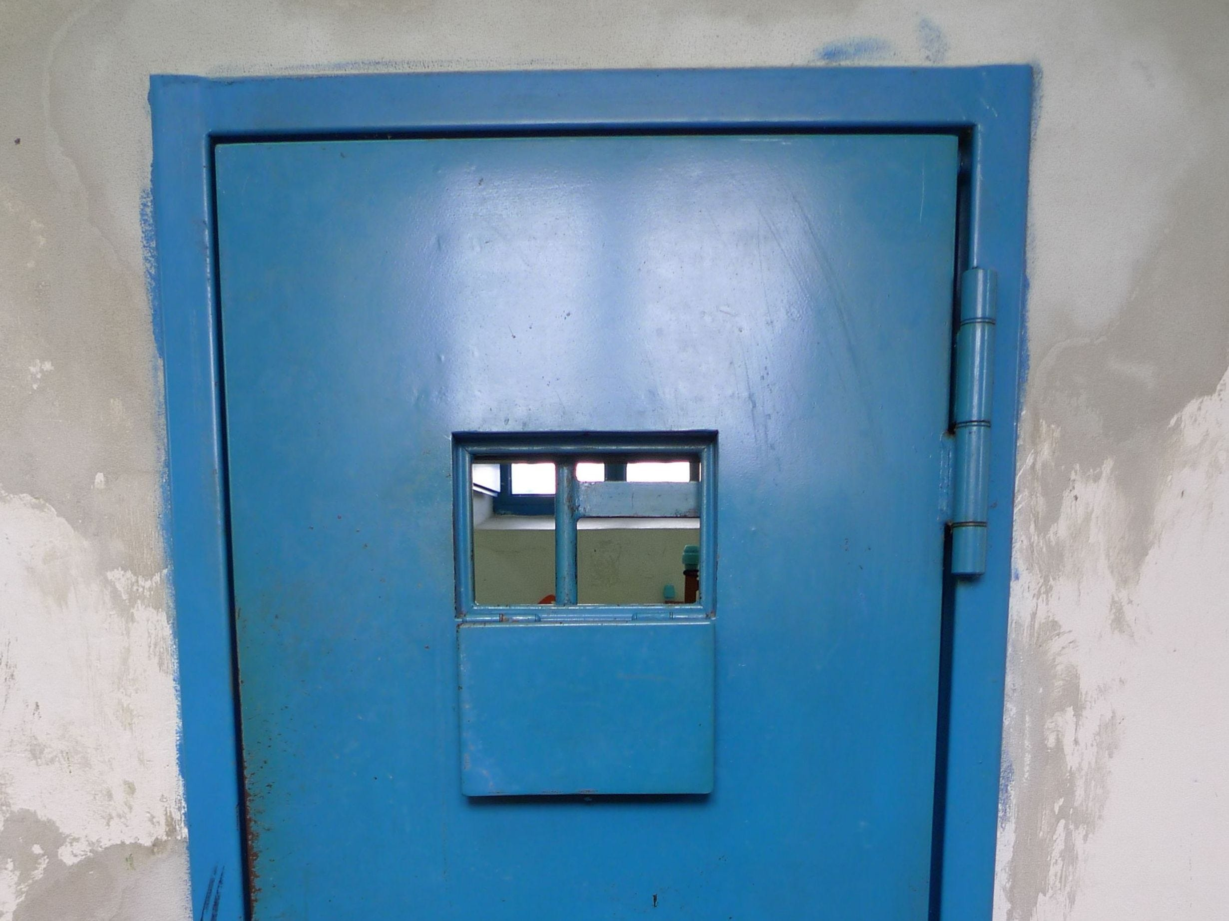 Woman gave birth alone in locked prison cell in 'inexcusable' incident
