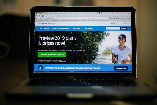 Ap Health Overhaul Signups A Usa Dc