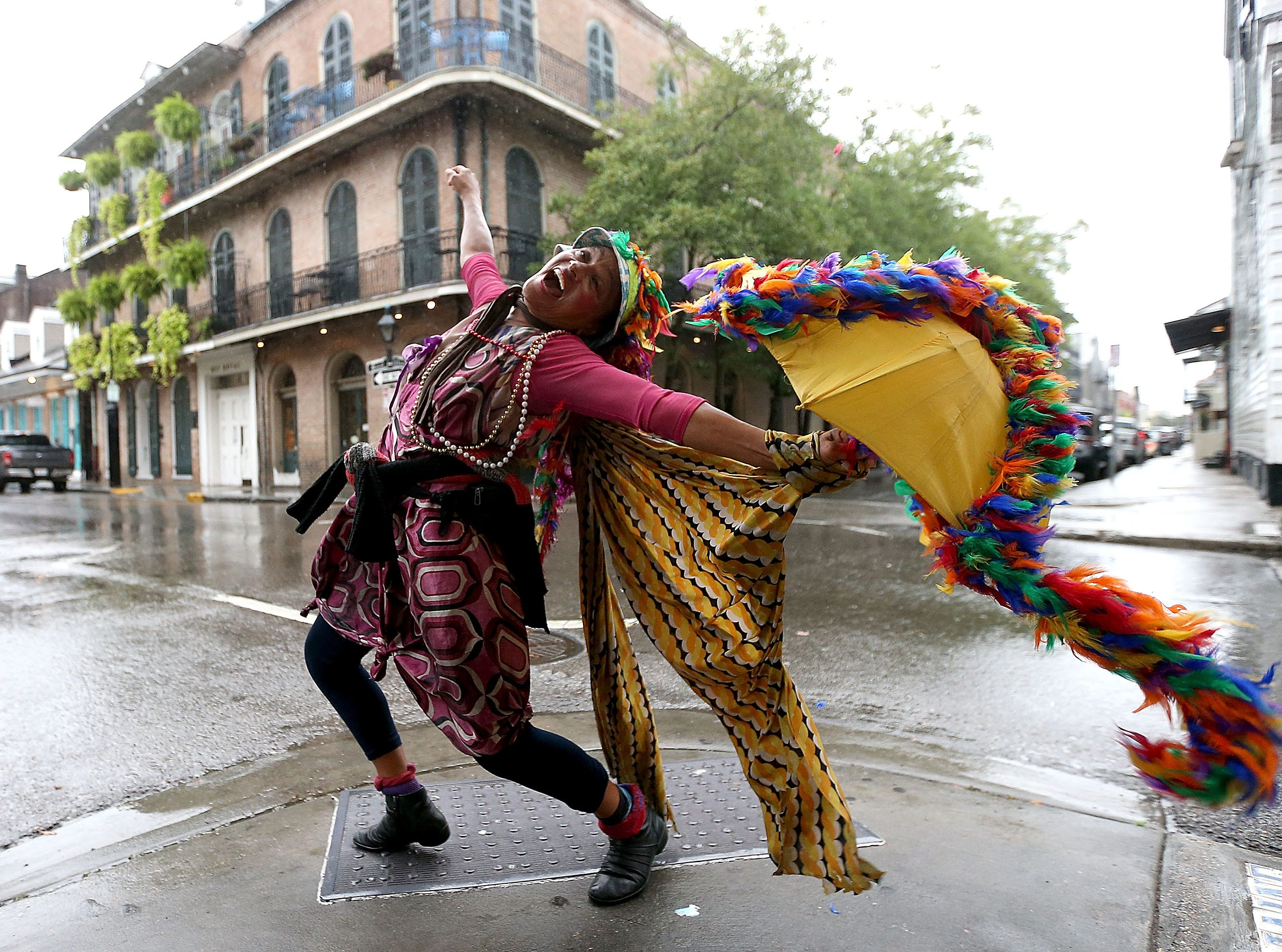 9. New Orleans: U.S. travelers in search of a domestic getaway looked to the Big Easy for a good time.