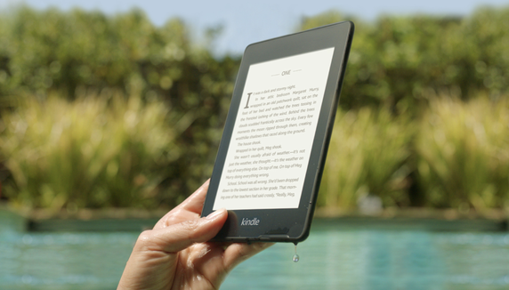 The Amazon Kindle Paperwhite
