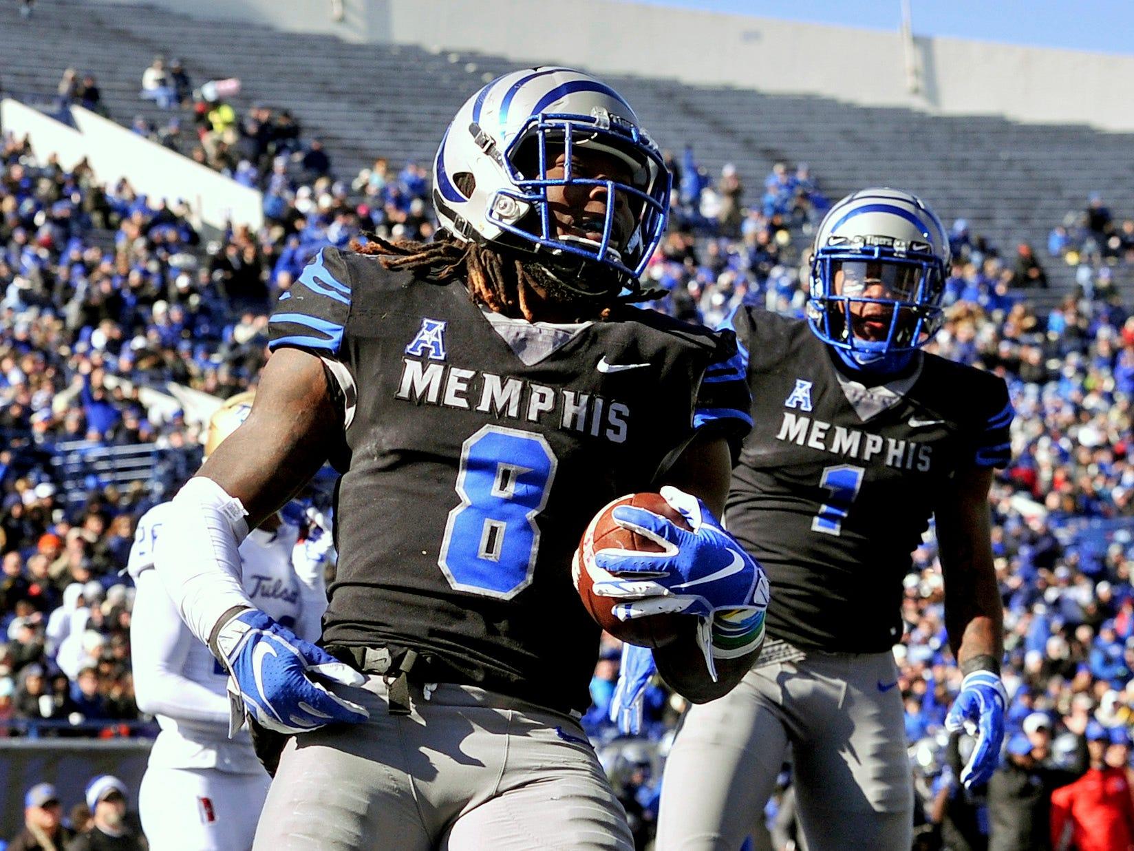 Darrell Henderson, running back, Memphis