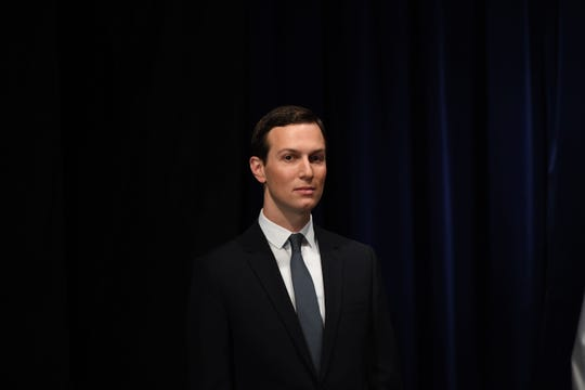 Senior advisor to the President of the United States Jared Kushner, is pictured  on Nov. 30, 2018, on the sidelines of the G20 Leaders' Summit. Kushner was a critical voice in the negotiations for Criminal Justice Reform.
