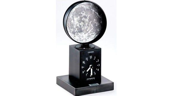 Galilea Moon Phase Calendar and Clock