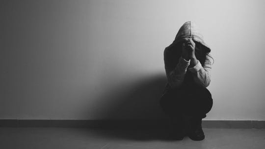 The number of people diagnosed with depression is on the rise in the United States.