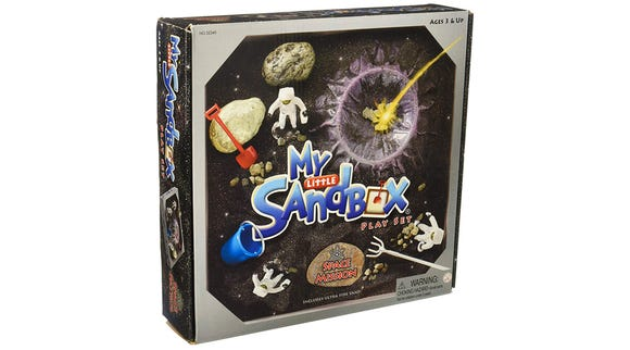 My Little Space Mission Sandbox Play Set