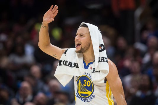 Nba Golden State Warriors At Cleveland Cavaliers