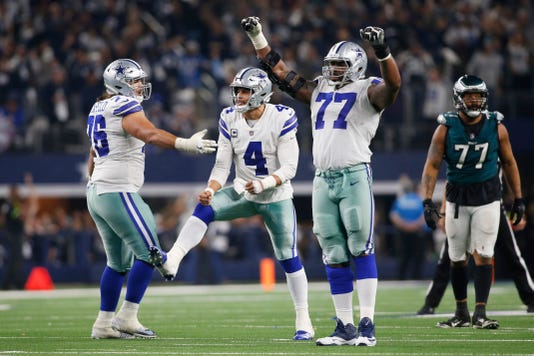 Nfl Philadelphia Eagles At Dallas Cowboys