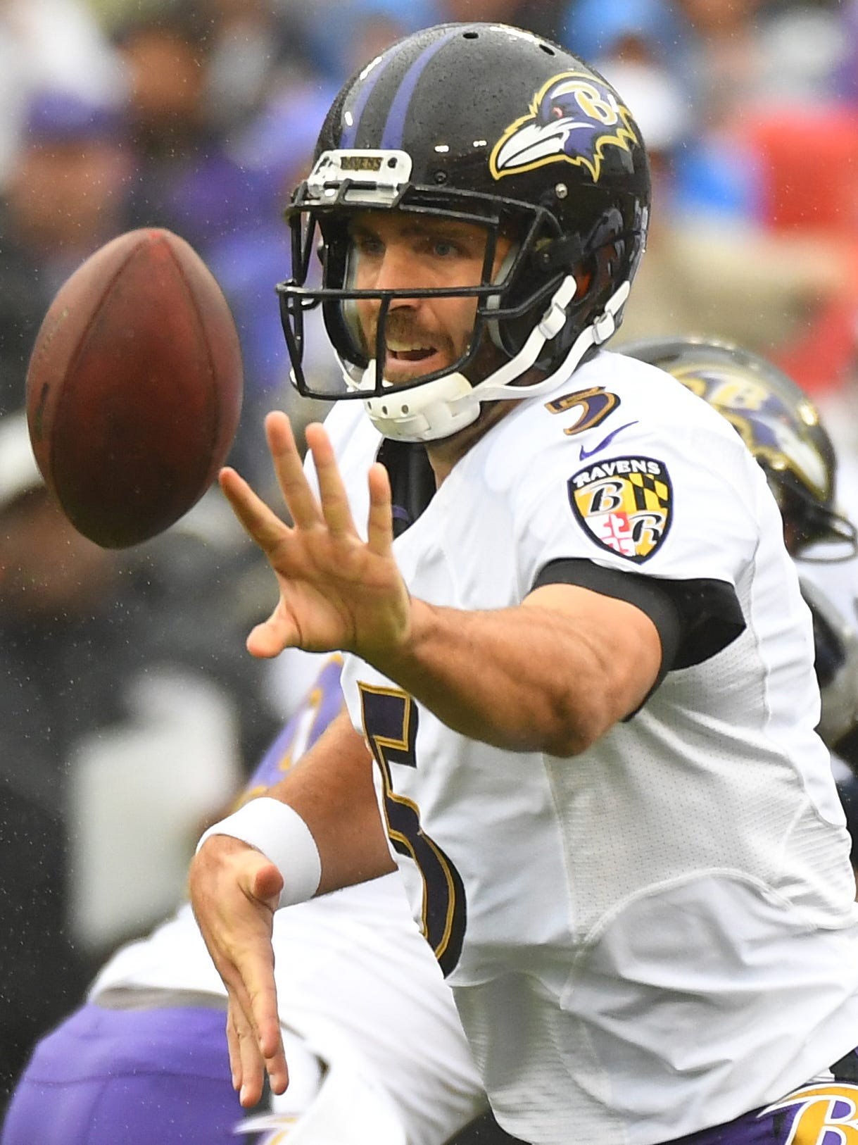 Ravens QB Joe Flacco seems likely to be wearing a new uniform in 2019.