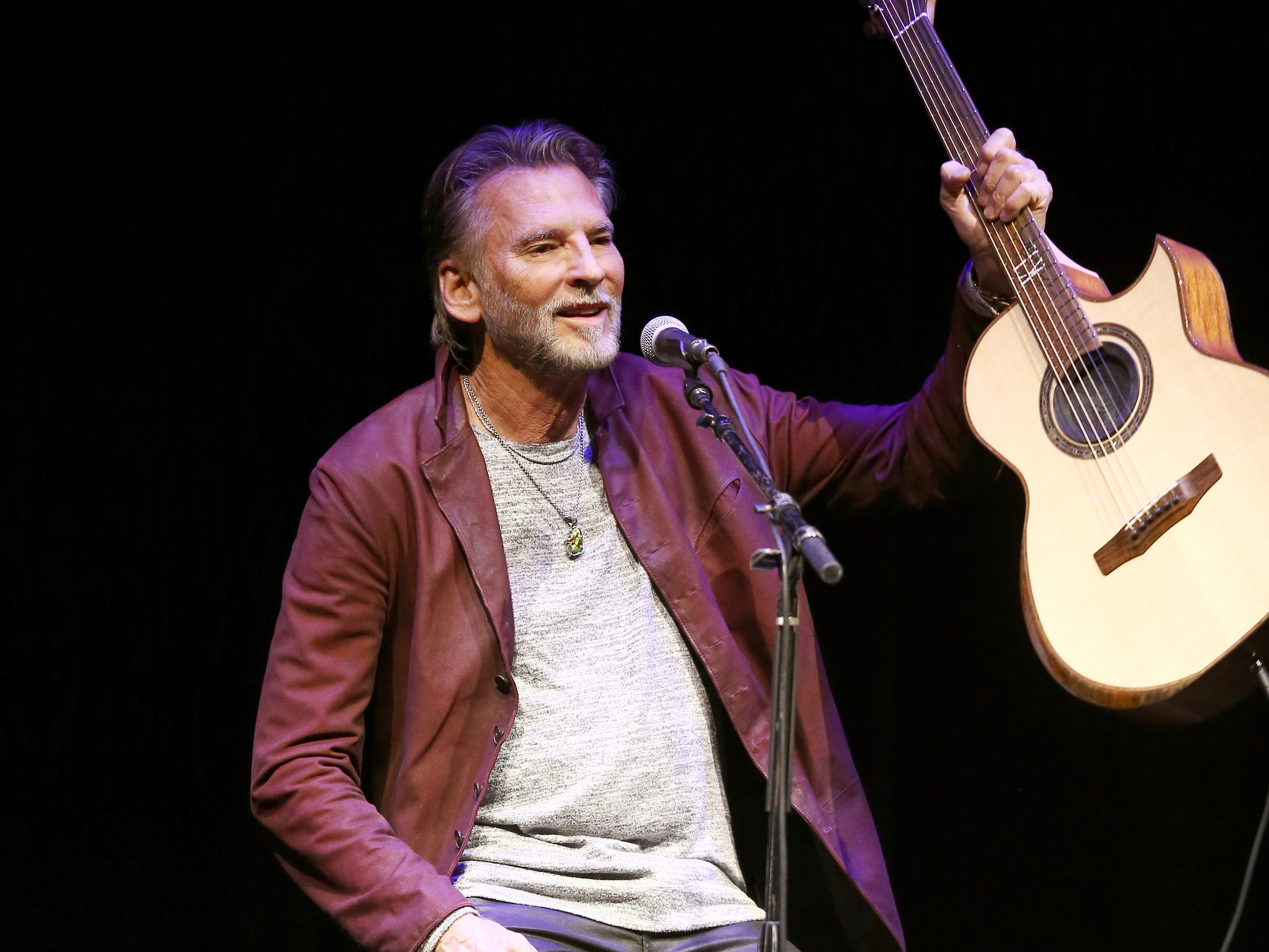 Feb. 8: Kenny Loggins performs at the Guild of Music Supervisors Awards in Los Angeles.