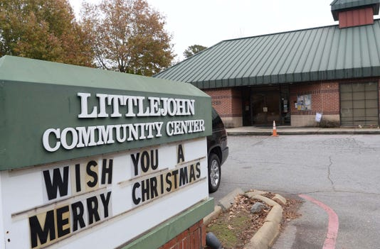Littlejohn Community Center Grant