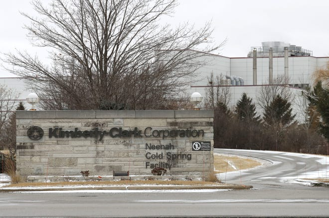 Kimberly-Clark Corp.'s facility is at 1050 Cold Spring Road in Fox Crossing.