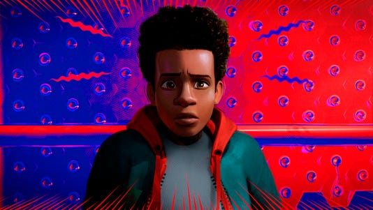 Film Review Spider Man3a Into The Spider Verse