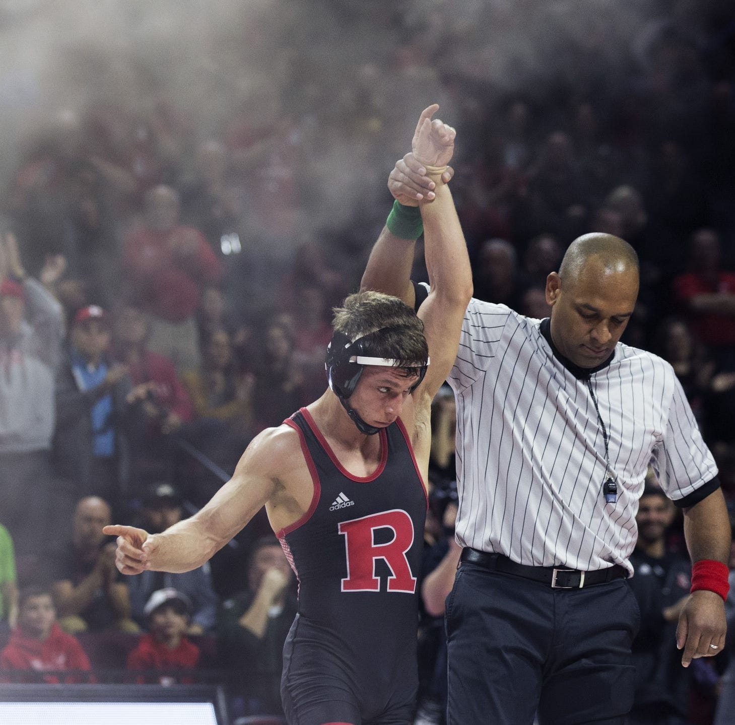 Rutgers wrestling: Nick Suriano, Anthony Ashnault continue dominance as RU downs Purdue