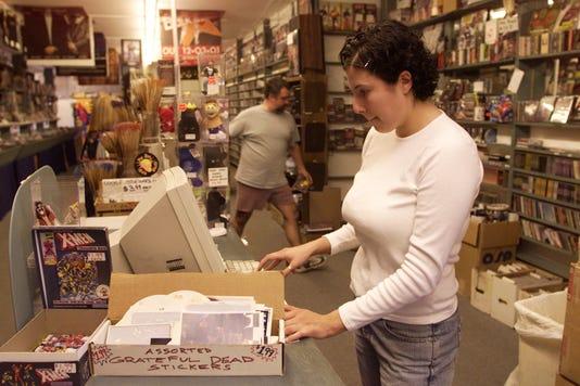 Record Store 1
