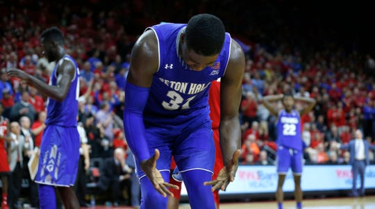 Seton Hall hasn't forgotten the agony at the RAC last December.
