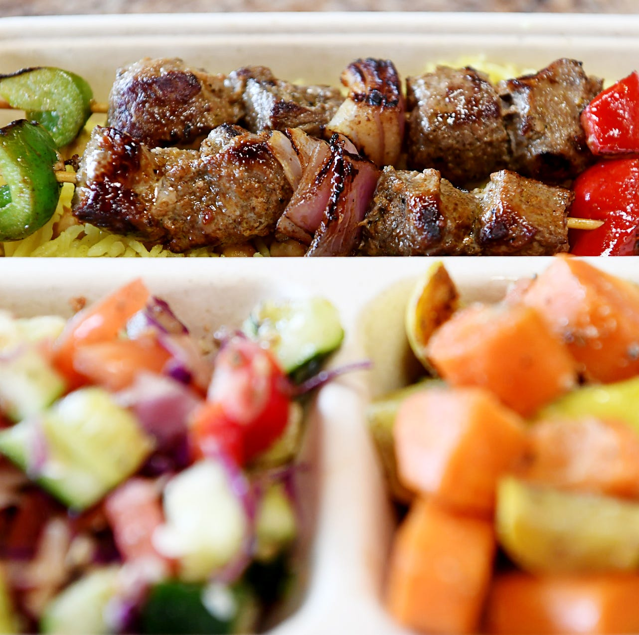 Dining review: Mr. Kabab Grill brings Middle Eastern food to East Asheville