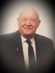 """Floyd """"Jerry"""" Hollenbeck, 101, of Vestal, died Oct. 13."""