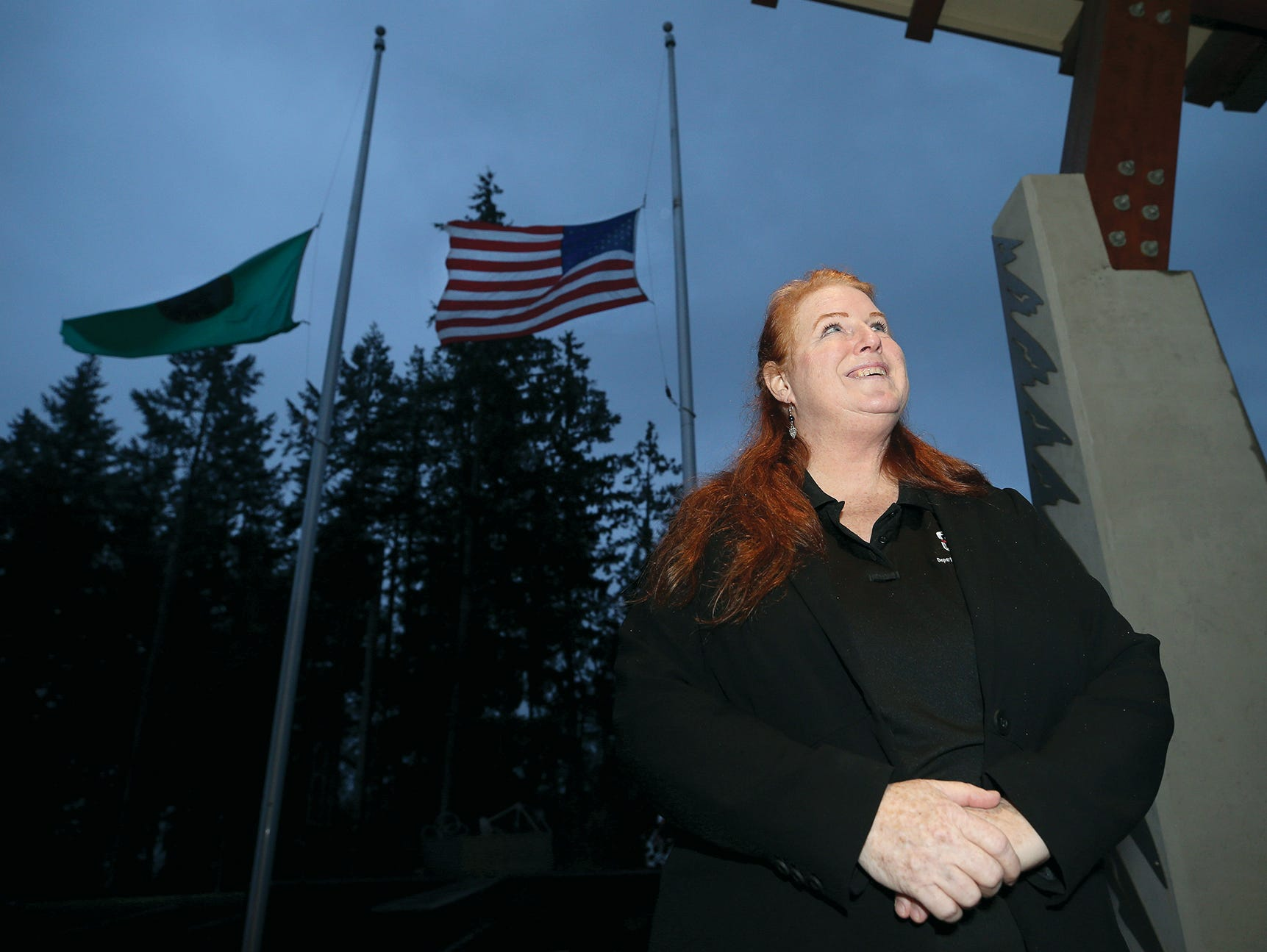 Lis Klute, Kitsap County's new emergency management director, used to work for Amtrak, where she developed and carried out such emergency management plans for the Dec. 18, 2017 train derailment at Dupont. As the one year anniversary approaches, Klute is working to implement similar emergency plans here in Kitsap.