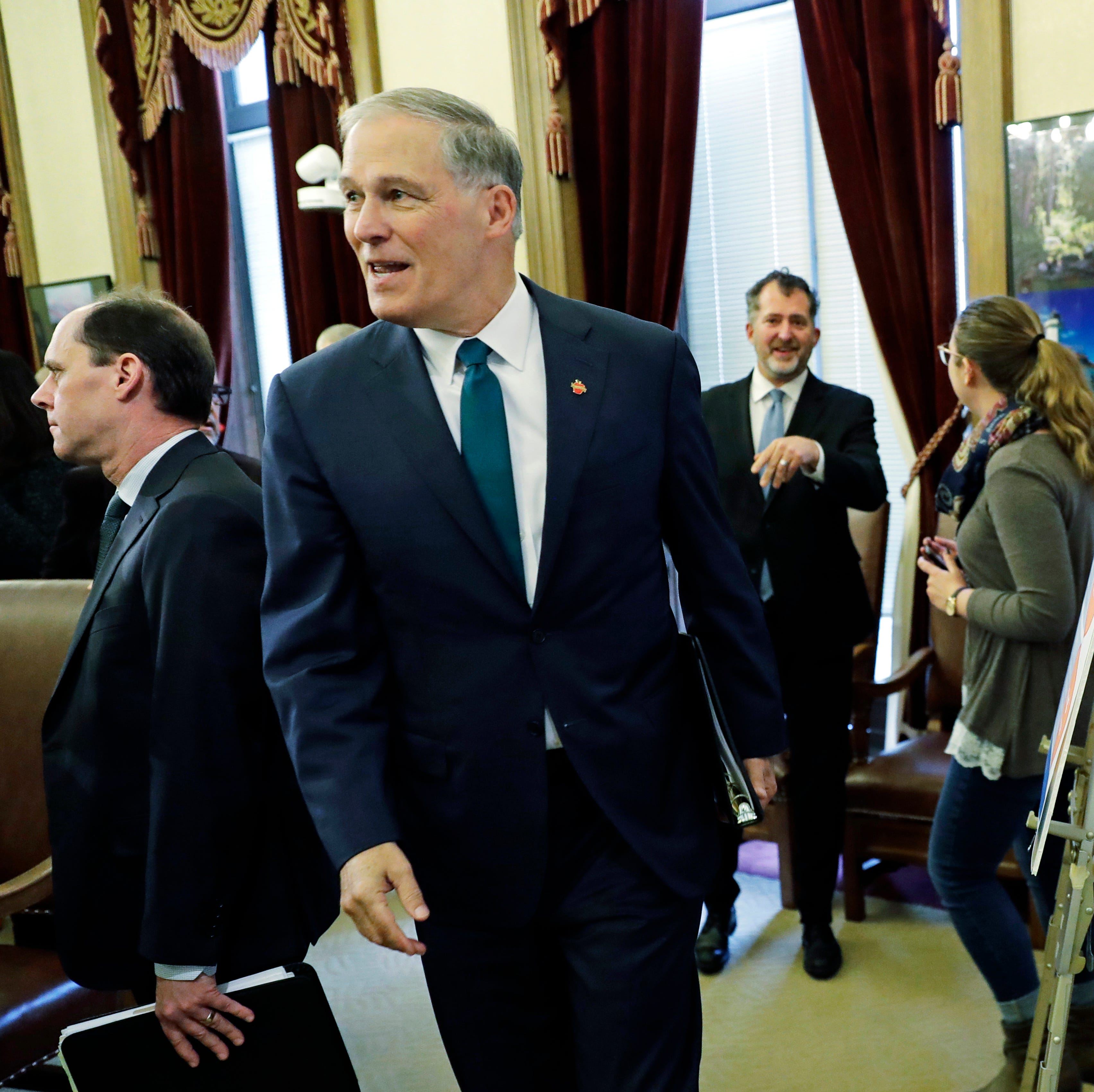 Gov. Inslee proposes new capital gains tax, more taxes on some businesses