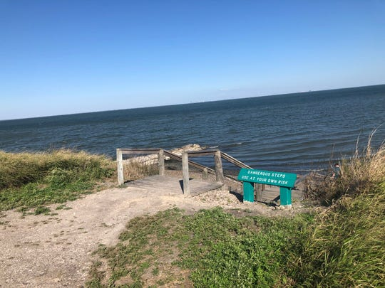 Oleander Point at Cole Park could be the site of a homicide victim memorial garden in Corpus Christi. Fallon Wood, the mother of Breanna Wood, is working to bring the memorial garden to Corpus Christi.
