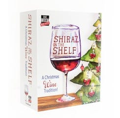 Shiraz on the Shelf is a gift from One Funny Mother Dena Blizzard to moms everywhere