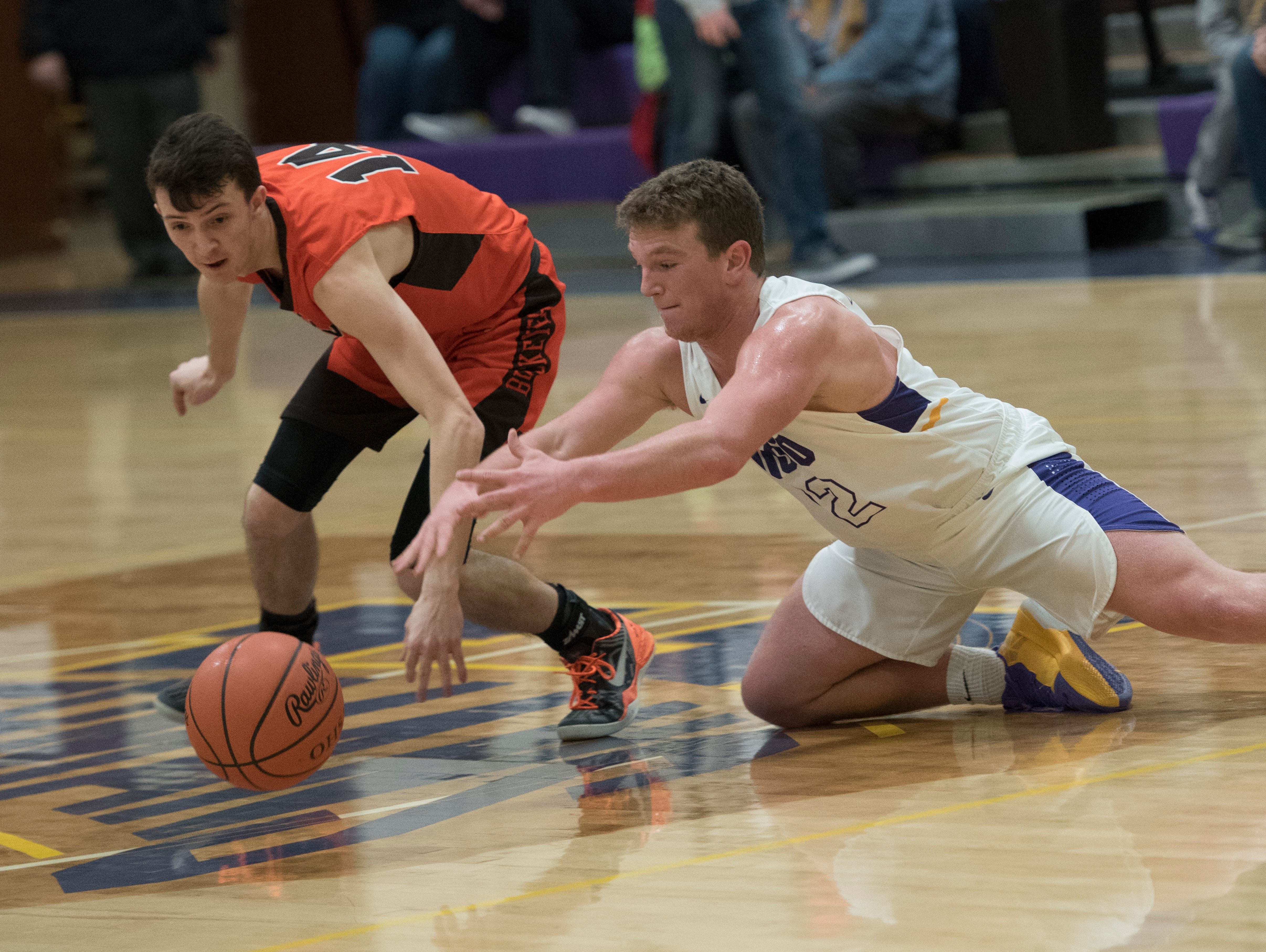 Unioto defeated Nelsonville-York 66-53 Wednesday night at Unioto High School in Chillicothe, Ohio.