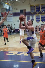 Isaac Little just moved to Unioto this season, but he is already making a difference for the Shermans as a sophomore.