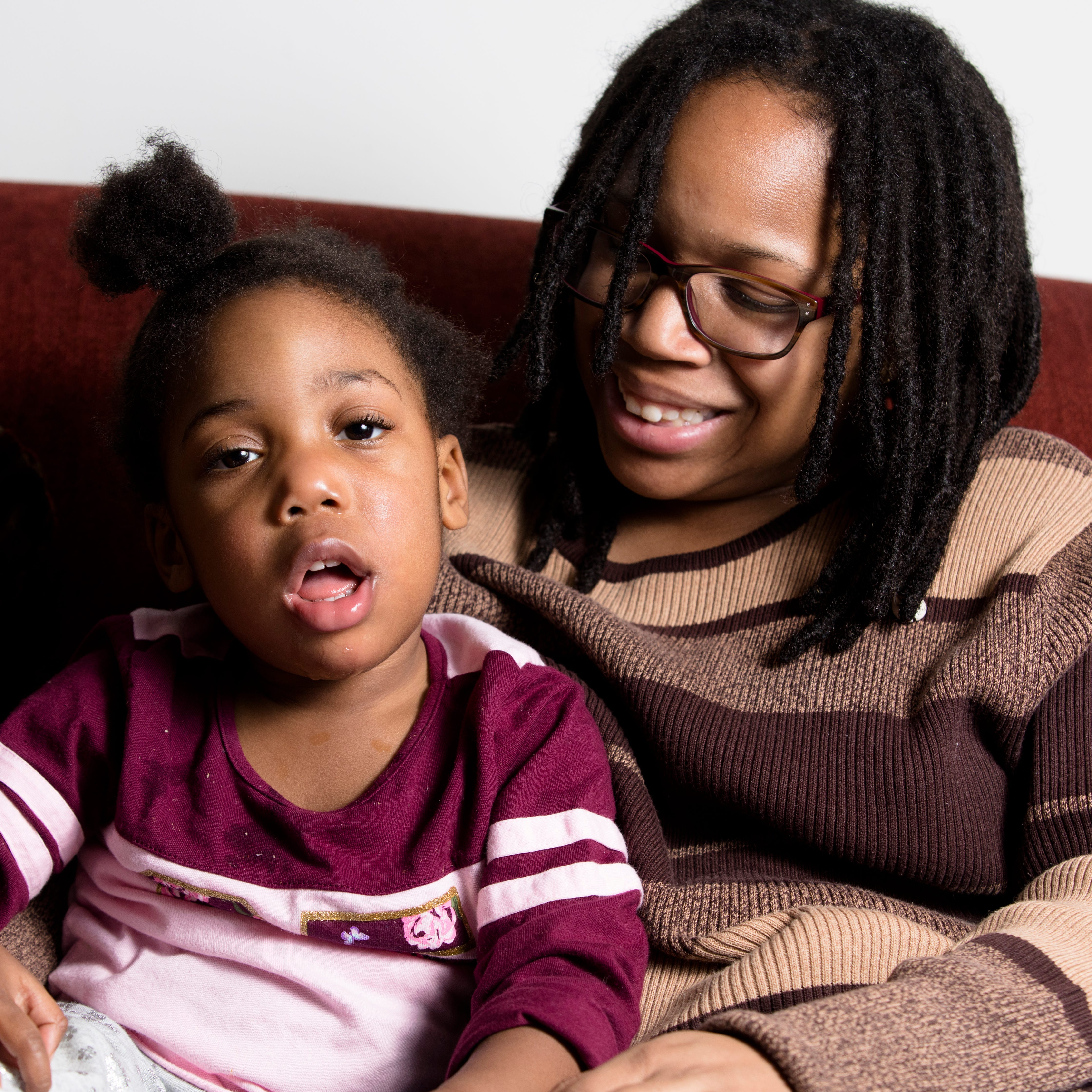 Wish List: Mother seeks vehicle to ease travel to daughter's medical appointments