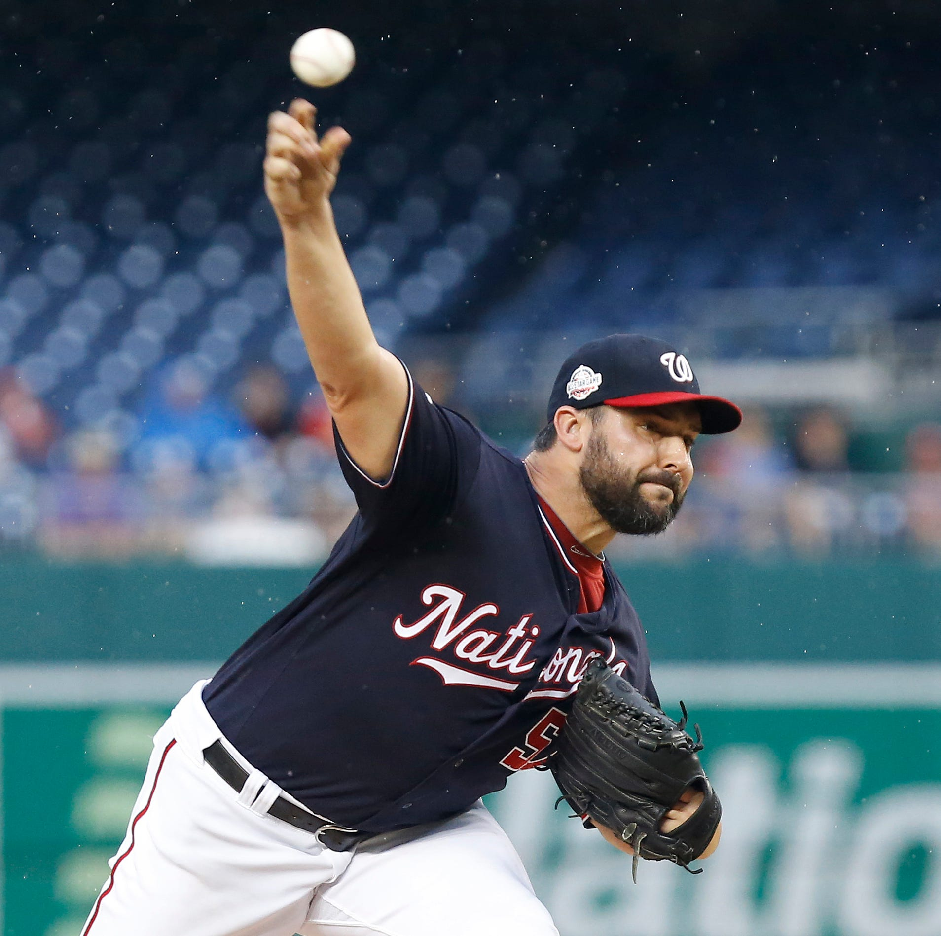 Tanner Roark trade becomes the Cincinnati Reds' first step in a busy offseason