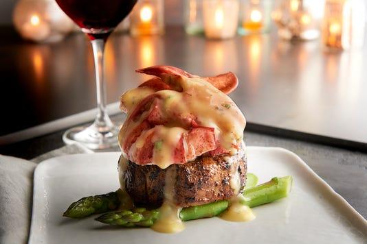 Mortons Steak Lobster Oscar Photo Credit Landrys