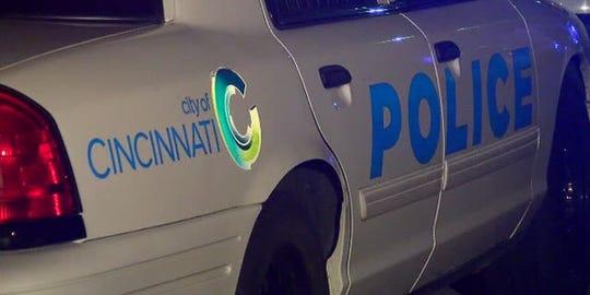 Cincinnati police car