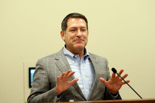 Tennessee U S Rep Elect Mark Green Hosts Town Hall Meeting 7