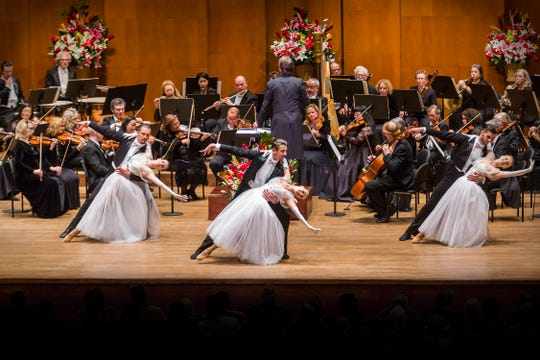 State Theatre New Jersey in New Brunswick will presentthe 13th annual New Brunswick presentation of Salute to Vienna Concert at 6 p.m. on Monday, Dec. 31.