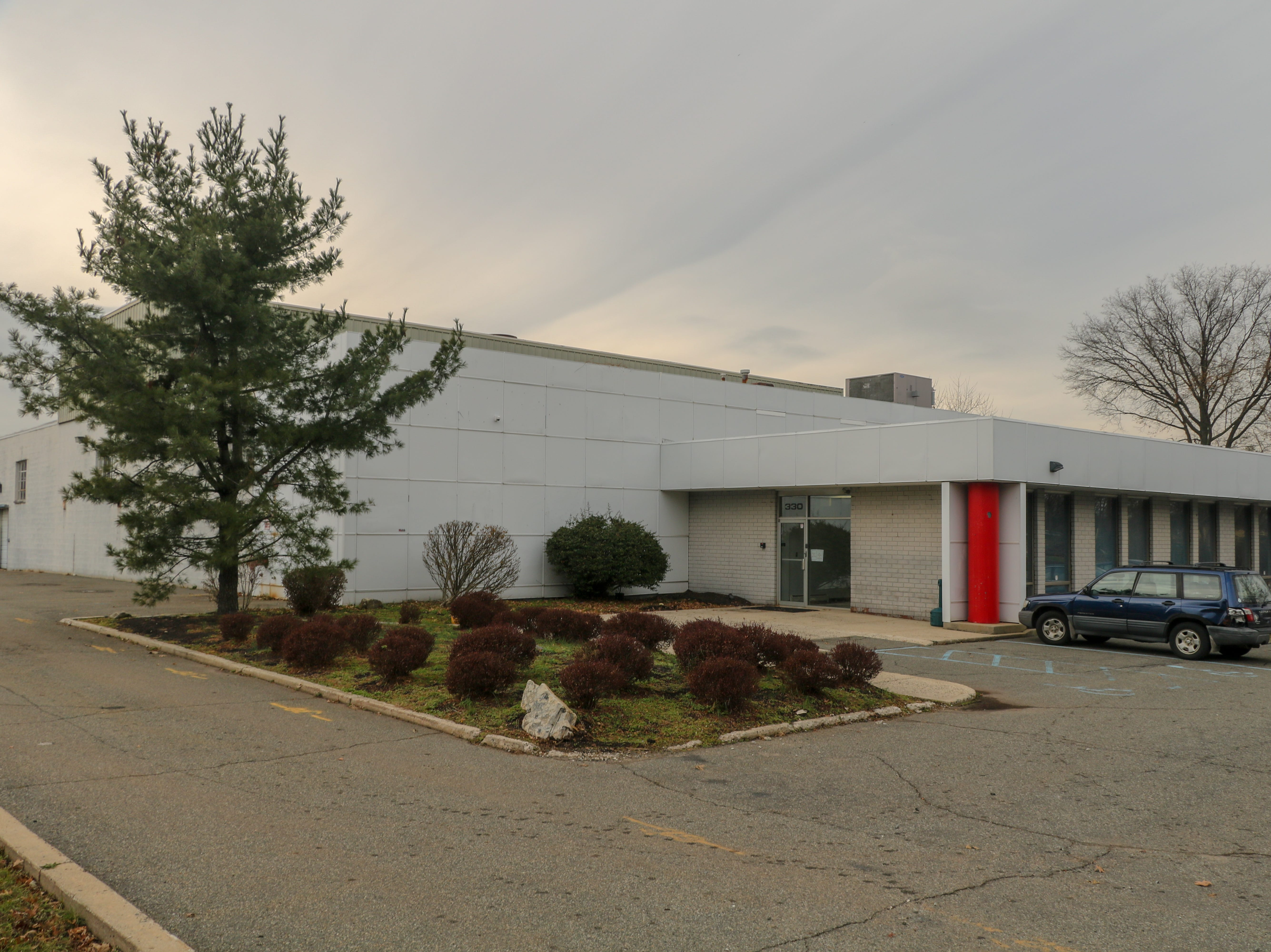 The DankStop company headquarters in Edison.