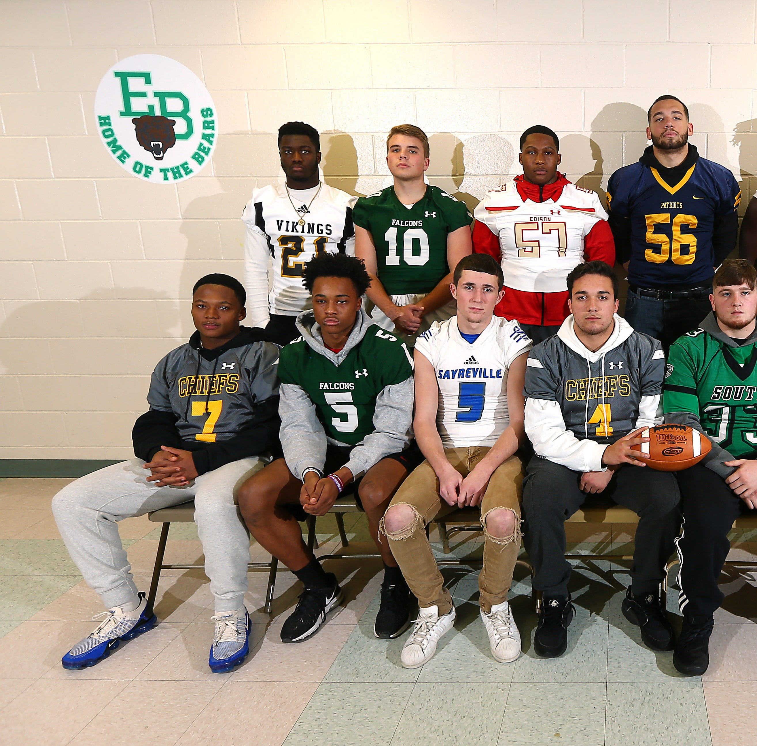 Football: Home News Tribune 2018 All-GMC Defense