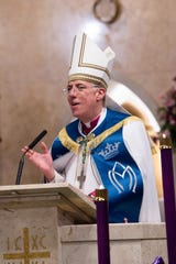 Diocese of Metuchen Bishop James Checchio.