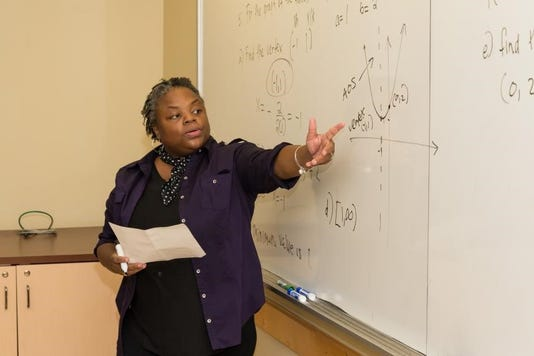 Rapping Kean University professor makes Algebra 'Contagious'