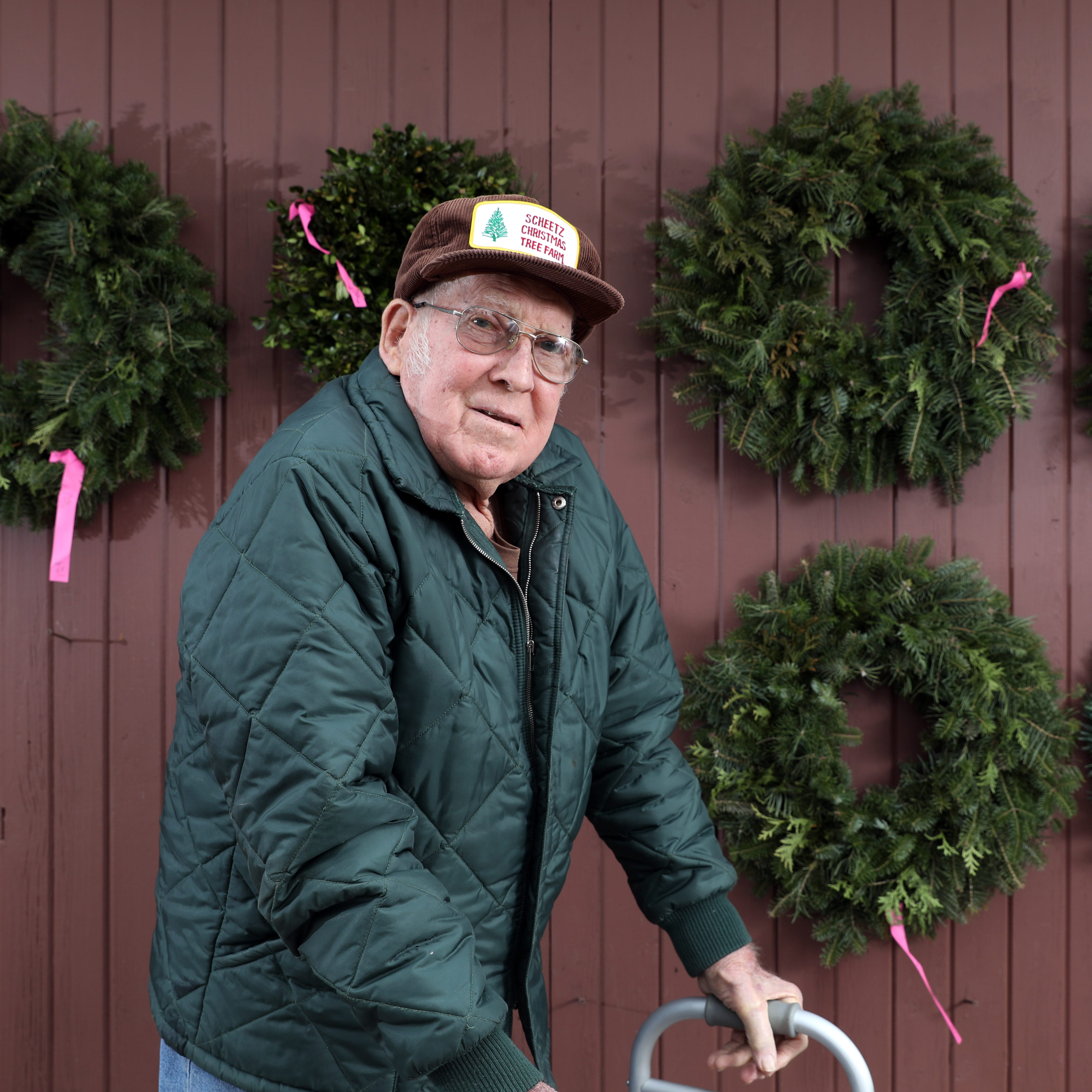 Farming comes full circle for Kenneth Scheetz