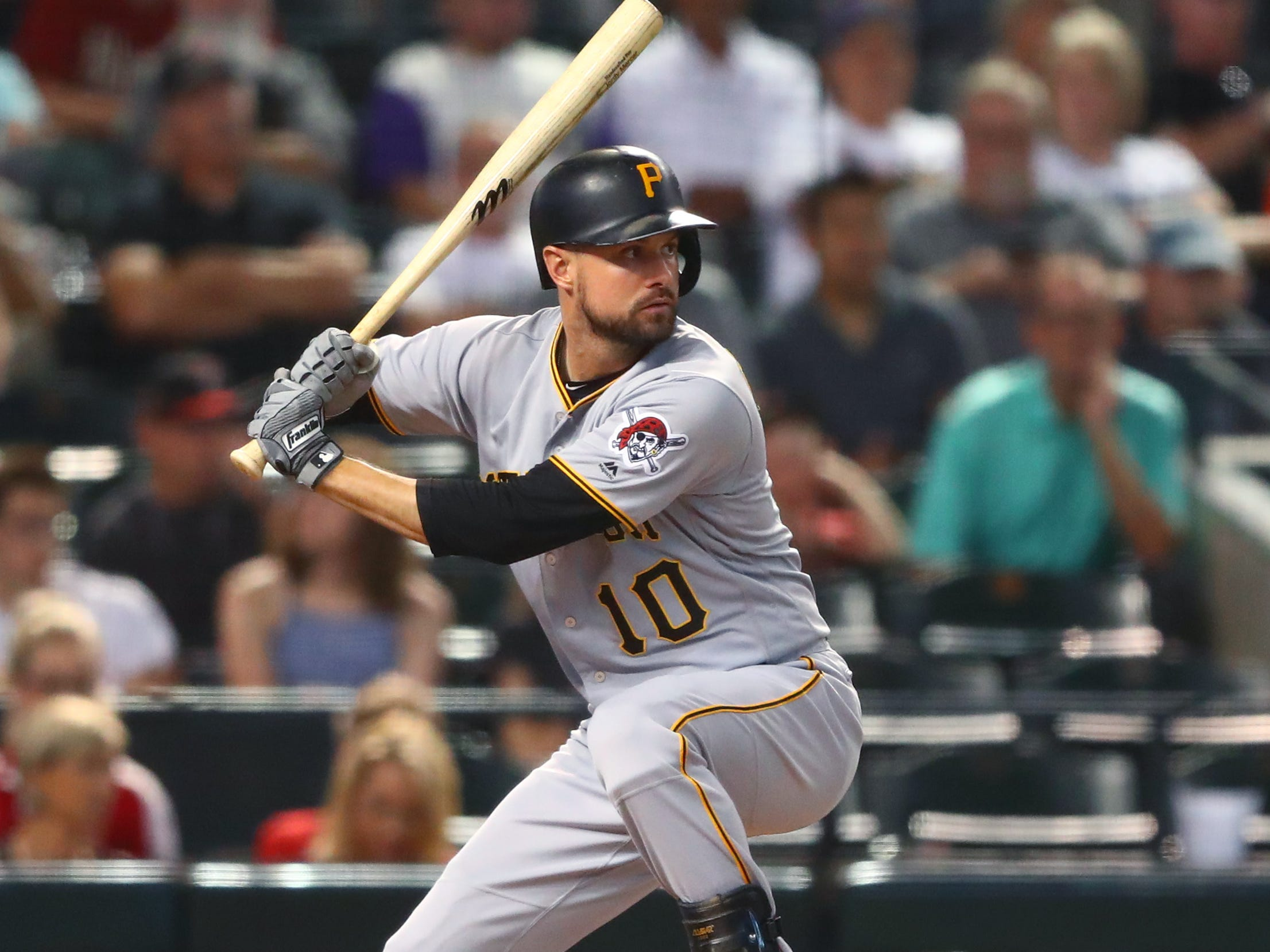 Tigers' Jordy Mercer ready to bring leadership, contact hitting to Detroit