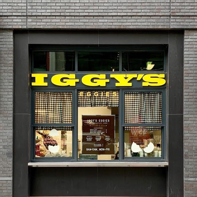 Iggy's Eggies breakfast spot opens in Detroit's Capitol Park